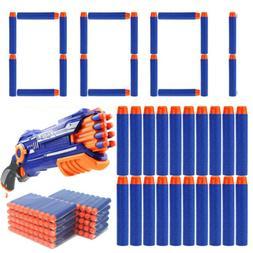1000 Pcs Gun Refill Foam Darts For Nerf N-strike Elite Serie