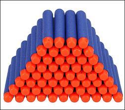 1000Pcs Foam Refill Bullet Darts for Nerf Elite Series Blast