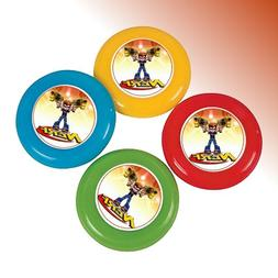 12ct NERF WAR mini frisbees birthday party favor, goodie bag