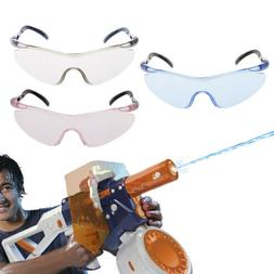 1Pc Plastic Toy Gun Glasses for Nerf Protect Eyes Outdoor Ch
