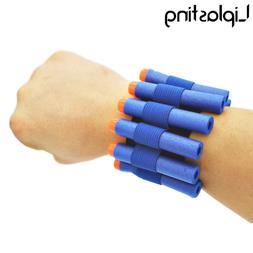 1PCS Safety Elastic Wrist Band Storage Soft <font><b>Bullets