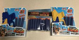 2 Battle Royal Mini Strike Nerf Gun Lot Darts Included & Pac