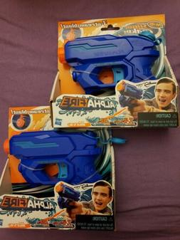 Nerf Super Soaker Alphafire Blaster Water Toy Gun 3-Stream