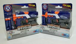 2 PACK NERF Micro Shots STRYFE Elite Dart Mini Blaster Toy G