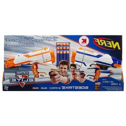 2 pack n strike elite sidestrike blaster
