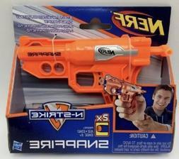 2 pack Nerf N-Strike SnapFire Soft Dart Gun Toy NEW GET TWO