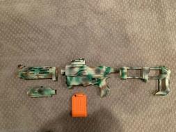 2007 Hasbro NERF Recon CS-6 Dart Gun Blaster - CUSTOM PAINTE