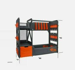 "24"" High x 12"" Deep x 28"" Wide, NERF Elite Blaster Rack,mult"