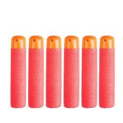 30Pcs 9.5cm Red Sniper Rifle Darts Bullets for <font><b>Nerf