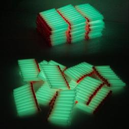 40pcs Fluorescence Toy <font><b>Gun</b></font> Luminous <fon
