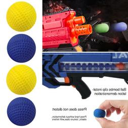 50 or 100pc Bullet Balls Rounds Compatible For Nerf Rival Ap