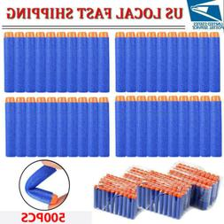 500pcs bullet darts for nerf n strike