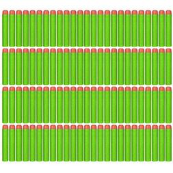 EC2BUY 200pcs 7.2cm Refill Bullet Darts for Nerf N-strike El