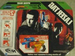 Lazertag System 2PK Special Value with 2 Pinpoint sight by N