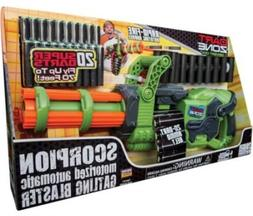 Adventure Force Scorpion Motorized Gatling Blaster Toy Gun A