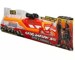 Buzz Bee Toys Air Warriors The Walking Dead Andrea's Rifle 8