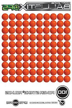 Dart Zone BallistixOps 100-pc Power Strike Round Refill