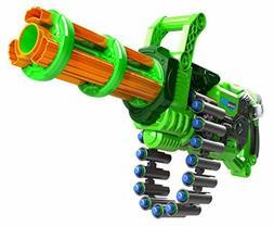 big nerf gatling machine gun motorized automatic
