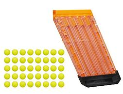 Nerf Blasters Foam Play Rival 40-Round Refill Pack and 40-Ro
