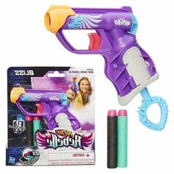 Brand New NERF Rebelle BLISS Dart BLASTER Mini
