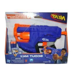 Brand New NERF SCOUT MKII N-STRIKE ELITE NERF TOY GUN F2  W/
