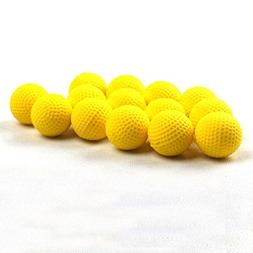 Matoen 50Pcs Bullet Balls Rounds Compatible For Nerf Rival A