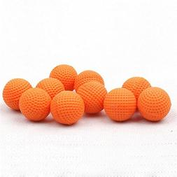 Matoen 20Pcs Bullet Balls Rounds Compatible For Nerf Rival A