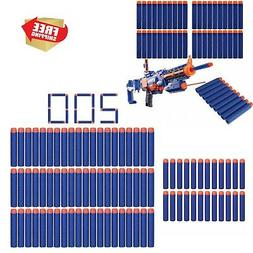 Bullet Nerf Darts 200PCS Soft Darts Toy Rifle Gun Kids Actio