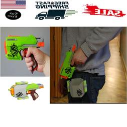 Christmas Gift Nerf War Gun Zombie Strike Sidestrike Blaster