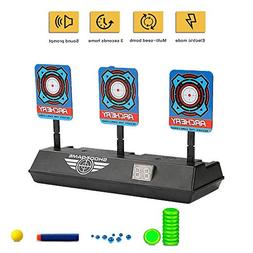 ♛Euone Clearance♛, Electronic Digital Target for Nerf Gu