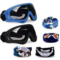 CloverTale Blasters & Foam Play Gun Accessories, Face Mask E