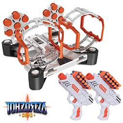 USA Toyz Compatible Nerf Targets for Shooting - AstroShot Gy