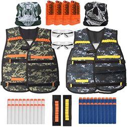 compatible nerf vest set