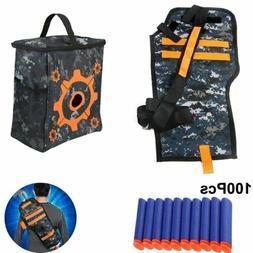 Darts Storage Target Bag Kit&Gun Holder Back Pocket Backpack