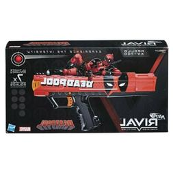 Deadpool Nerf Rival Apollo XV-70 Hasbro Nerf Gun BRAND NEW