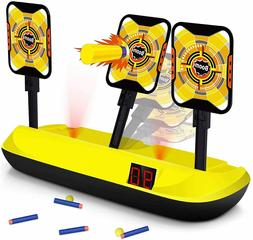 Digital Target for Shooting Compatible with Nerf Guns-Electr
