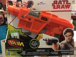 Disney Hasbro Star Wars Nerf Glowstrike Poe Dameron Blaster