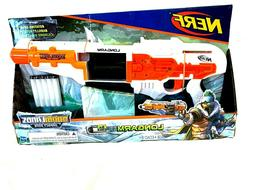 Nerf DoomLands Impact Zone Longarm Blaster 8+