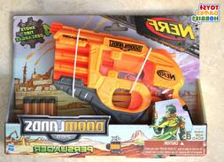 NERF Doomlands Persuader Blaster Foam Dart Target Gun Cross