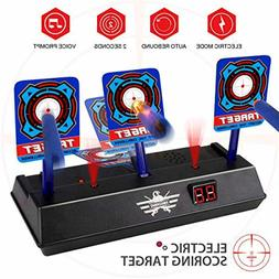 Electric Nerf Target for Nerf N-Strike Elite/Rival/ Mega Ner
