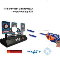 Electric Score Bullet Target Toy Fr NERF N-Strike Elite Blas