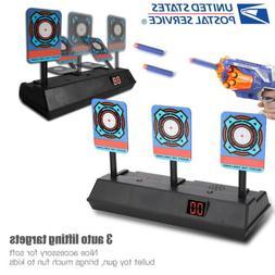 Electric Scoring 3 Auto Lifting Reset Shooting Digital Targe