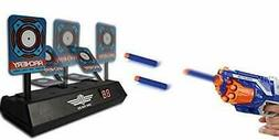 Electric Shooting Targets Auto Reset for Nerf Guns, Air Gun