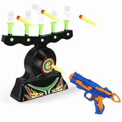 Theefun Electric Shooting Targets for Nerf Guns,, 20 Soft Fo
