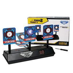Electric Targets, Digital Scoreboard Targets, Auto-Reset and
