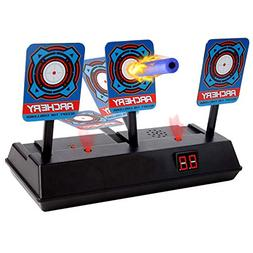 Fstop Labs Electric Targets, Electric Scoring Auto Reset Sho