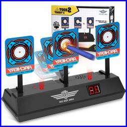 Electronic Digital Target For Nerf Guns Auto Reset Intellige