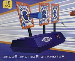 electronic shooting target digital scoring auto reset