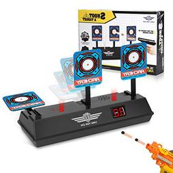Electronic Digital Target for Nerf Guns, Keten Auto-Reset In
