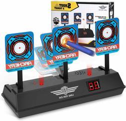Electronic Targets, Auto Reset Digital Target Shooting Scori